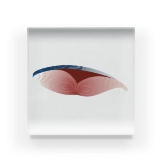 鯖の切り身 Acrylic Block