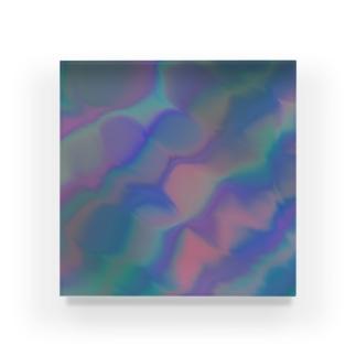 鱗〜うろこ〜 Acrylic Block
