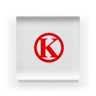 K Acrylic Block