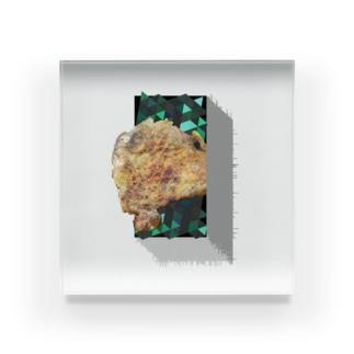 炭火焼きチキン Acrylic Block