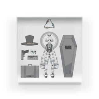【屍】のアーティファクト Acrylic Block
