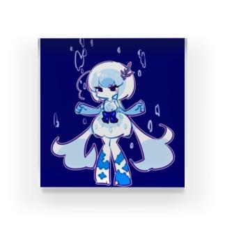 くらげ娘の帝姫ちゃん2 Acrylic Block