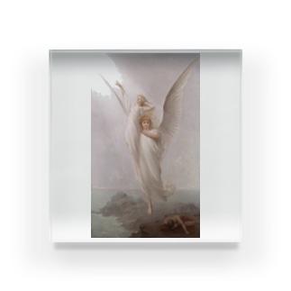 ルイス・リカルド・ファレロ 《人間の魂、より良い世界を目指して》 Acrylic Block