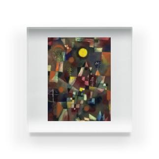 パウル・クレー 《満月》 Acrylic Block