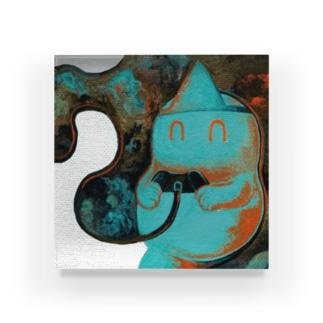 大沢 佳 Acrylic Block