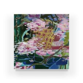 越田 帆南 Acrylic Block
