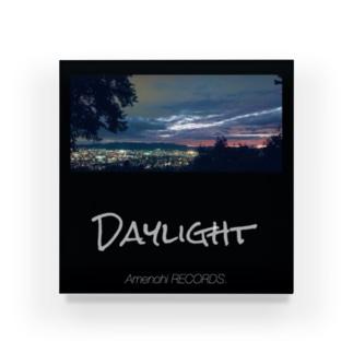 Amenohi RECORDS.「Daylight」 Acrylic Block