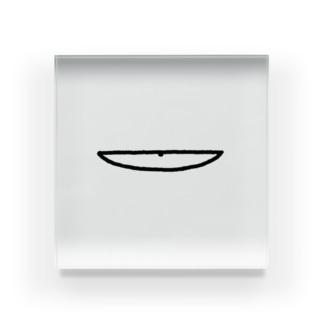 べつやく目 Acrylic Block