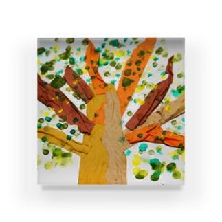 絵の木 Acrylic Block