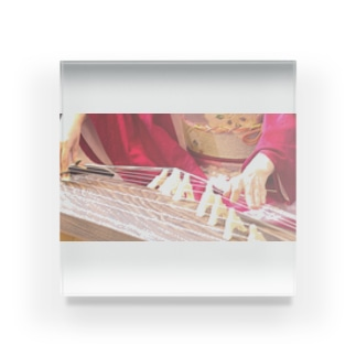 織姫カバー Acrylic Block