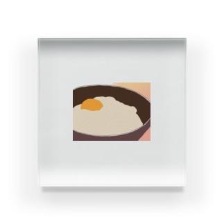 2.うど~ん Acrylic Block
