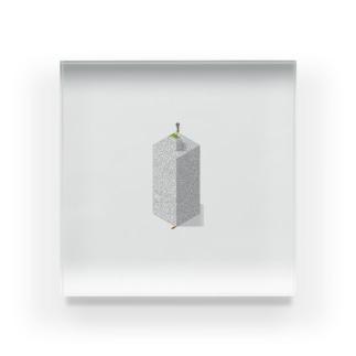 3.ゴールできるよ Acrylic Block