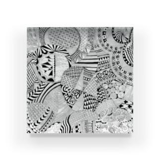 ぜんたんぐる Acrylic Block