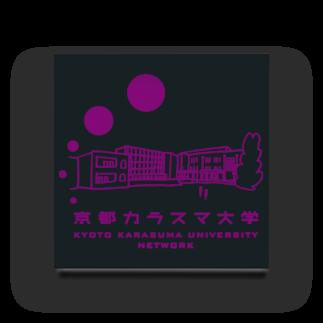 京都カラスマ大学の京都の街がキャンパスです。 Acrylic Block