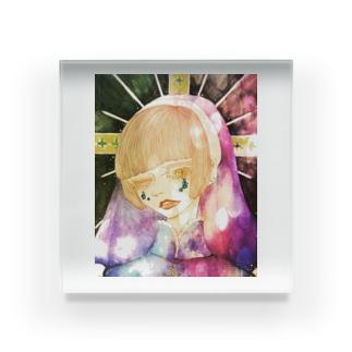 シスター Acrylic Block