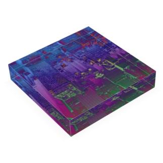 CYBERPUNKCITY Acrylic Block