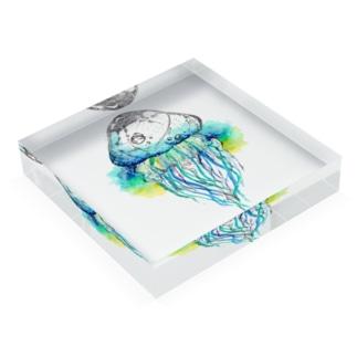 kurage -くらげ- Acrylic Block