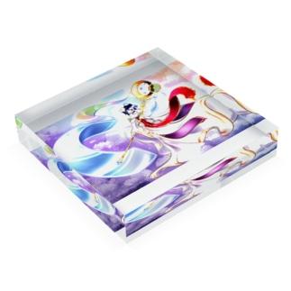天空ノ巫女 Acrylic Block