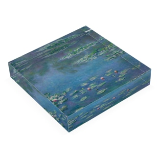 Water Lilies, 1906 | Claude Monet Acrylic Block