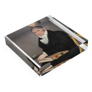 Cornelius Allerton, 1821/22 | Ammi Phillips Acrylic Block