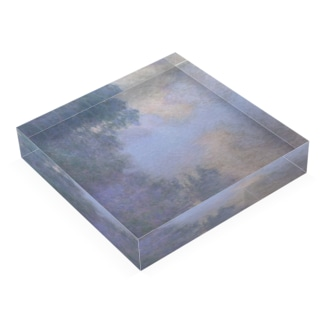 """Branch of the Seine near Giverny (Mist), from the series """"Mornings on the Seine"""", 1897 