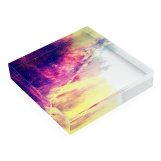 173 Acrylic Block