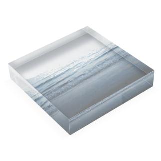 約束の海 Acrylic Block