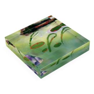 Koi OZE Acrylic Block