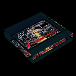 Shaoxing_Rock[0%]のShaoxing Oasis Bird Acrylic Blockの平置き