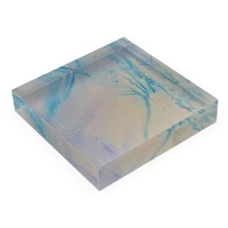 resin Acrylic Block