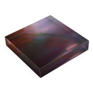 「Nameless」 Acrylic Block
