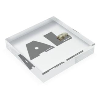 AL リーファ TYPE005 Acrylic Block