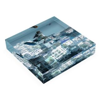 ⚠ Acrylic Block