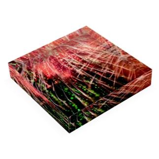 Block-Photo-Hanabi02 Acrylic Block