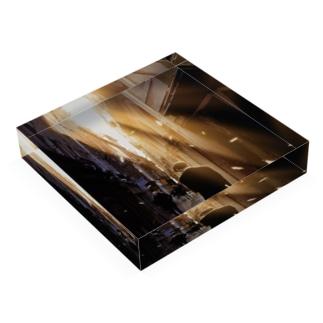 V E N I C E Acrylic Block