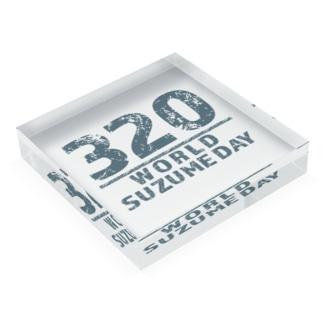 SUZUME DAY 320 Acrylic Block