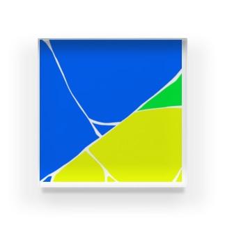 レモングラス Acrylic Block