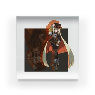 杏ちゃん Acrylic Block