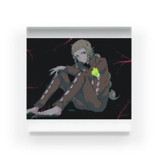 ❤︎と蠍 Acrylic Block