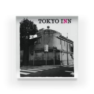 TOKYO INN Acrylic Block
