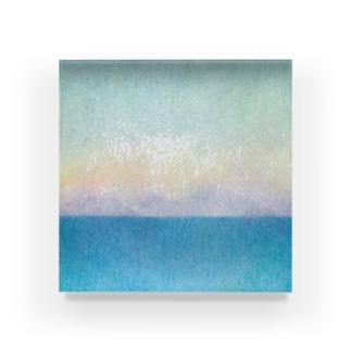 海 Acrylic Block