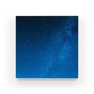 採取No.001 星空【標本シリーズ】 Acrylic Block