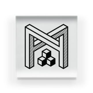 閃 Acrylic Block