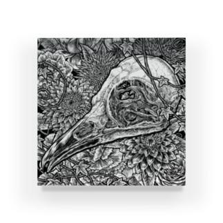 Circle-01. Acrylic Block