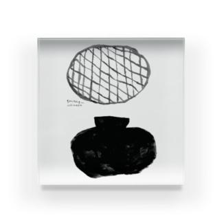 ami / tsubo Acrylic Block