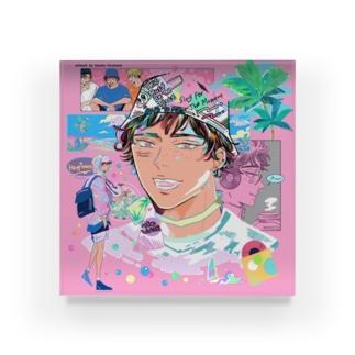 smile🌴 Acrylic Block