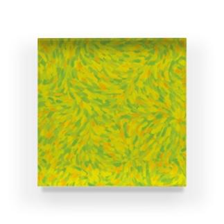 野原 Acrylic Block