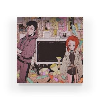 フューチャー/花ある国編 Acrylic Block
