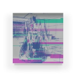 loading-error Acrylic Block