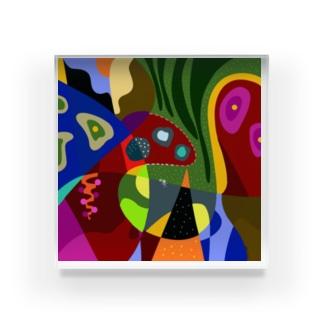 奥地 Acrylic Block